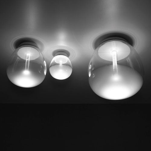 Empatia Wall/Ceiling Light - All Sizes Together