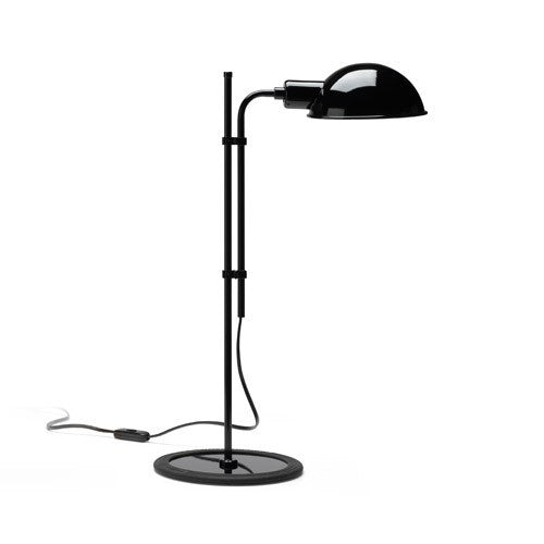 Funiculi S Table Lamp - Black Finish