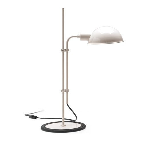 Funiculi S Table Lamp - White Finish