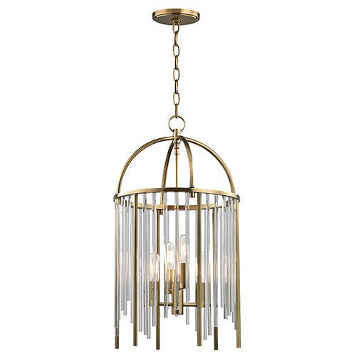 Lewis 4 Light Pendant Light