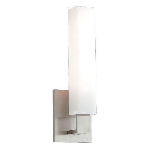 Livingston Vanity Light - Satin Nickel Finish