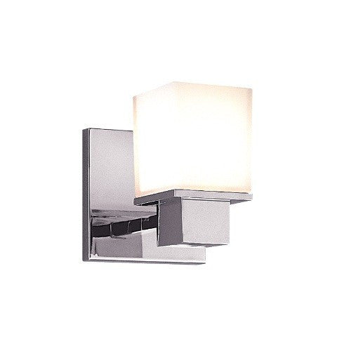 Milford Vanity Light - Polished Chrome