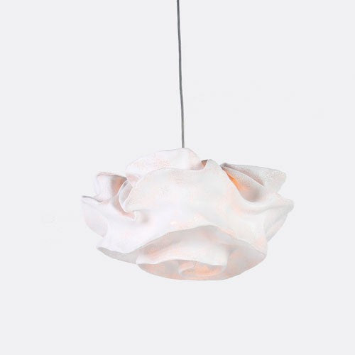 Nevo Small Pendant - White
