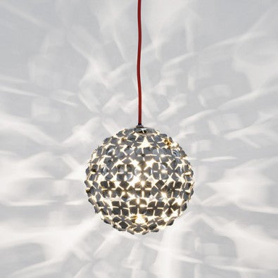 Ortenzia Small Pendant Light - Nickel