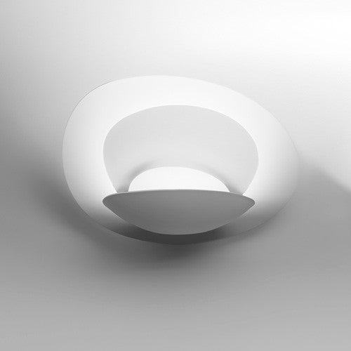 Pirce Micro LED Wall Sconce - White Finish