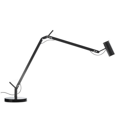 Polo Desk Lamp - Black Finish