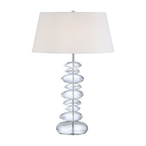 Portables Table Lamp - Chrome Finish