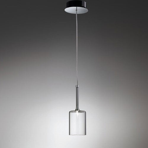 Spillray M LED Pendant Light - Crystal