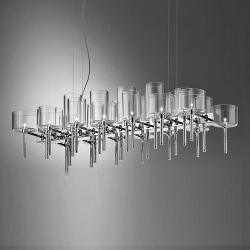 Spillray 26 LED Chandelier