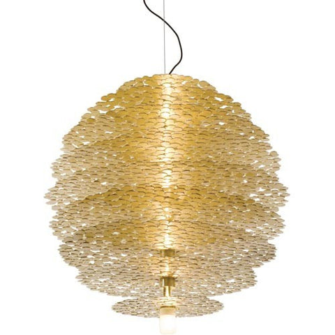 Tresor Suspension Light - Gold