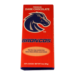 BSU DARK CHOCOLATE BAR