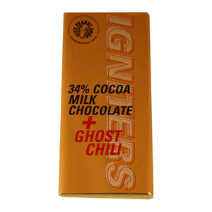 IGNITER PEANUT MILK CHOCOLATE BAR