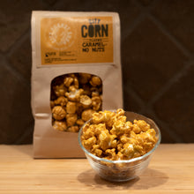 CARAMEL CORN • CARAMEL - NO NUTS
