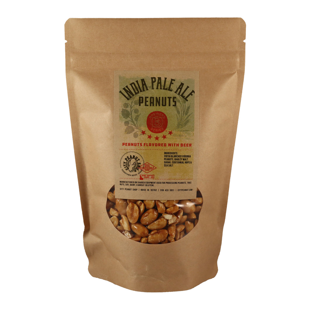 INDIA PALE ALE PEANUTS