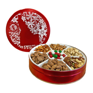 IDAHO SNOWFLAKE TIN • LARGE