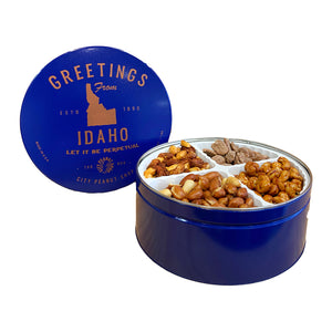 PERPETUAL IDAHO TIN • LARGE
