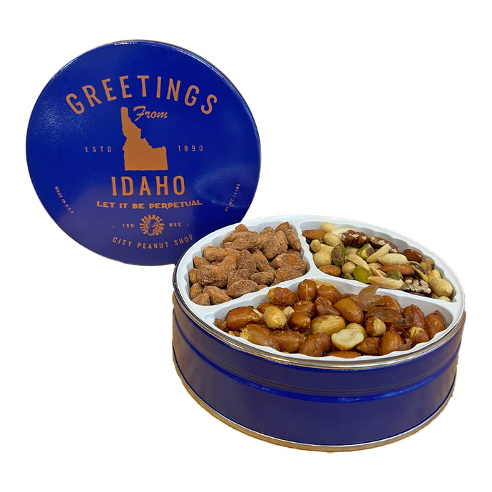 PERPETUAL IDAHO TIN • SMALL