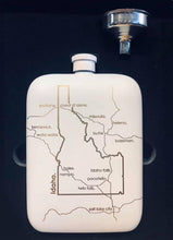 IDAHO POCKET FLASK