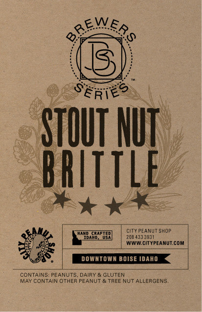 Stout Nut Brittle