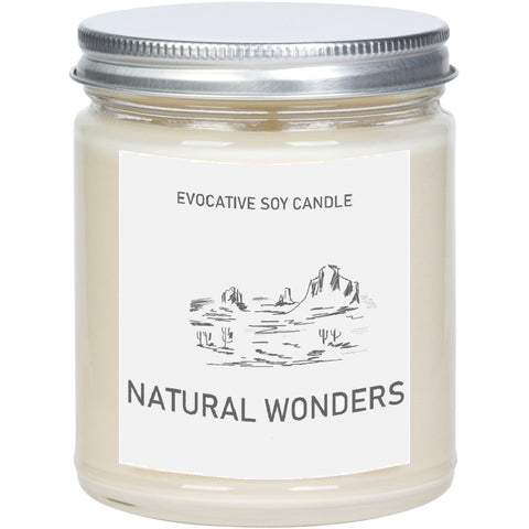Utah Scented Candle - Missing Home - Homesick Gift - Feeling Homesick- State Scented Candle - Moving Gift - College Student Gift.