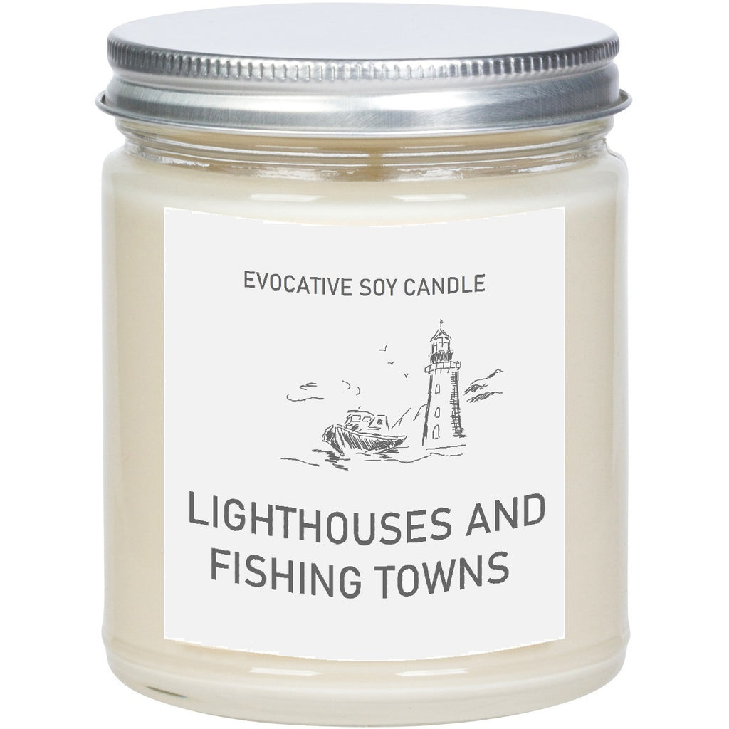 Maine Scented Candle - Missing Home - Homesick Gift - Feeling Homesick- State Scented Candle - Moving Gift - College Student Gift.