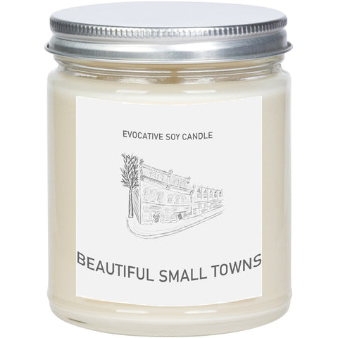 New York Scented Candle - Missing Home - Homesick Gift - Feeling Homesick- State Scented Candle - Moving Gift - College Student Gift.