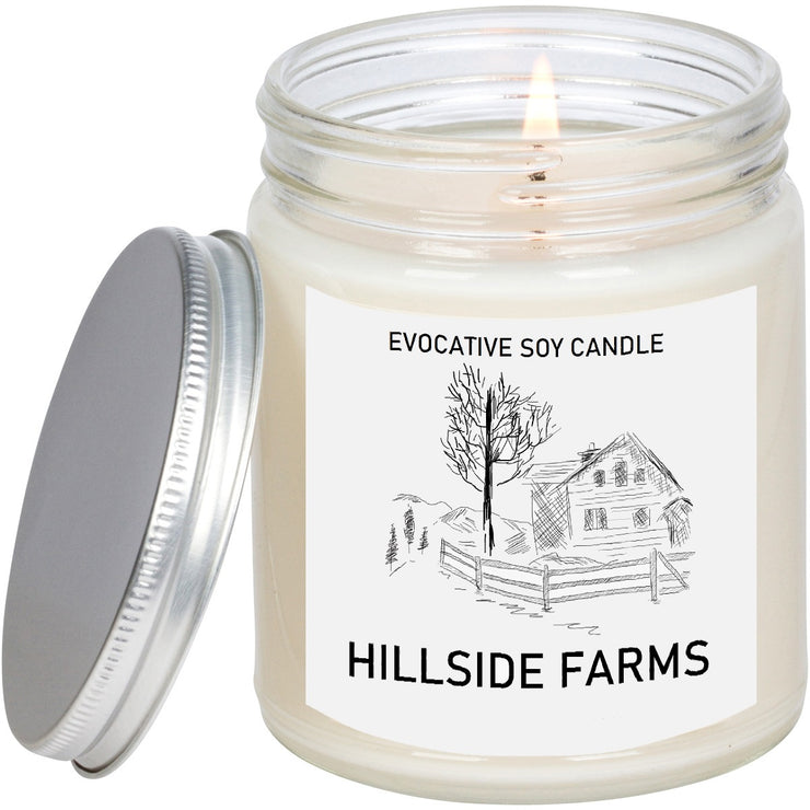 Vermont Scented Candle - Missing Home - Homesick Gift - Feeling Homesick- State Scented Candle - Moving Gift - College Student Gift.