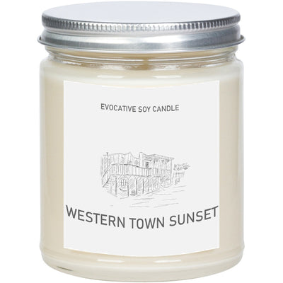 Wyoming Scented Candle - Missing Home - Homesick Gift - Feeling Homesick- State Scented Candle - Moving Gift - College Student Gift.