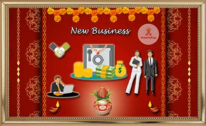 New Business Puja
