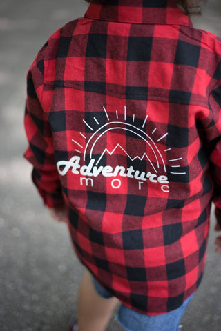 Buffalo Plaid Flannels-Adults