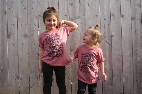 Never Apologize for being the powerful, fearless, strong woman you are Kids Tee