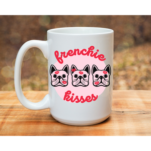 Frenchie Kisses Mug - Frenchie Coffee Roasters