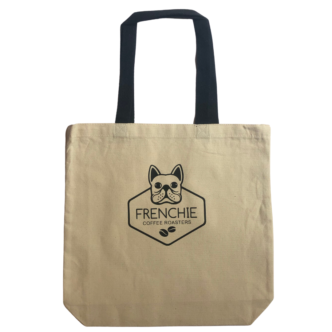 Logo Tote Bag - Frenchie Coffee Roasters
