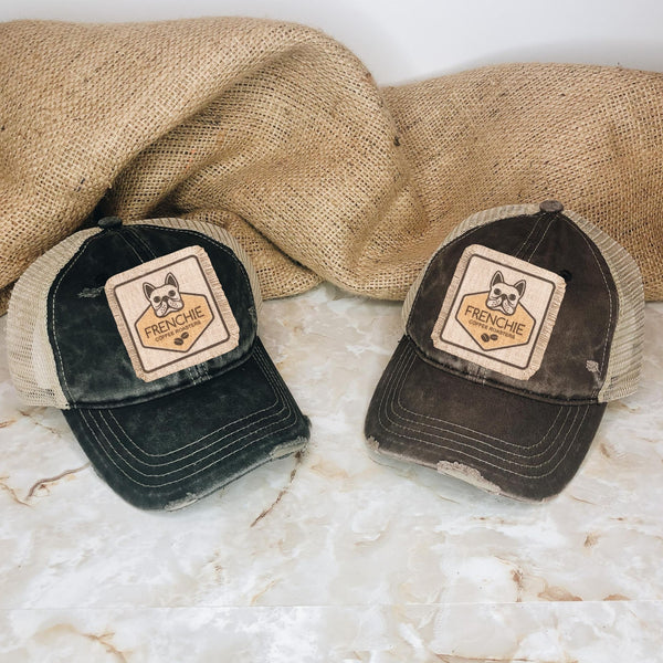 Frenchie Coffee Logo Hat - Frenchie Coffee Roasters