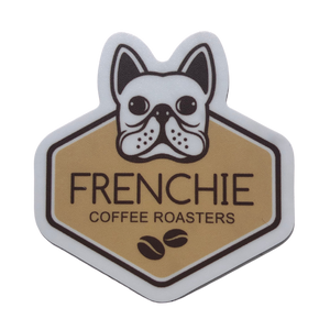Logo Sticker - Frenchie Coffee Roasters