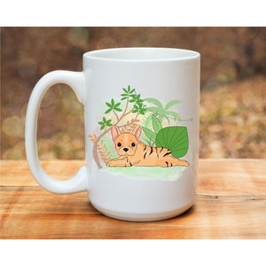 Sumatra Mug - Frenchie Coffee Roasters