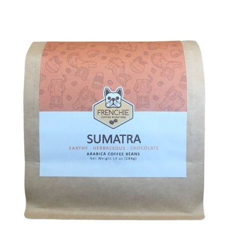 Sumatra - Frenchie Coffee Roasters