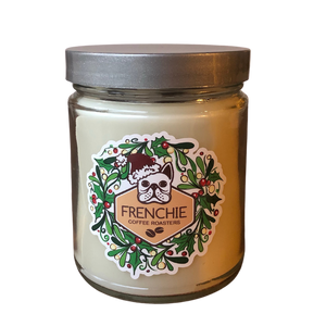 Holiday Candles - Frenchie Coffee Roasters