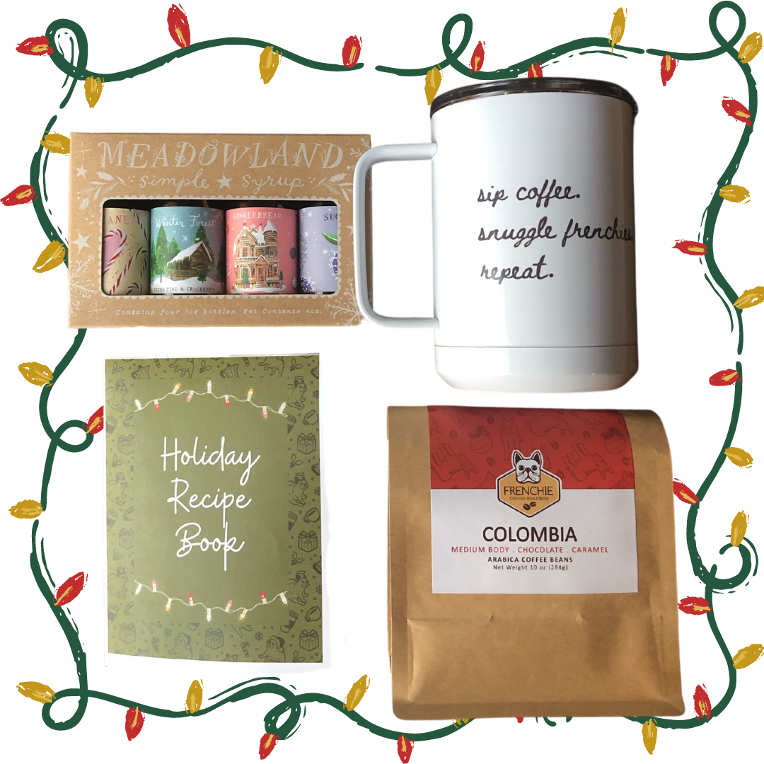 Christmas Morning Gift Set - Frenchie Coffee Roasters