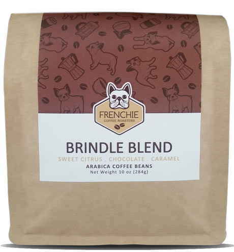 Brindle Blend - Frenchie Coffee Roasters