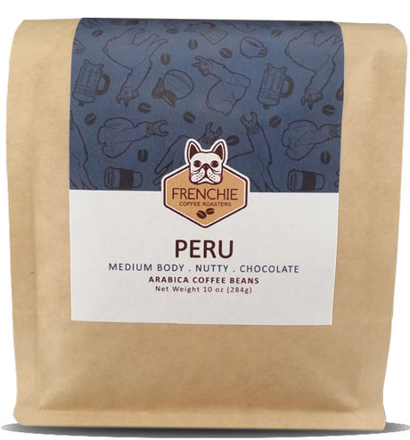 Peru - Frenchie Coffee Roasters