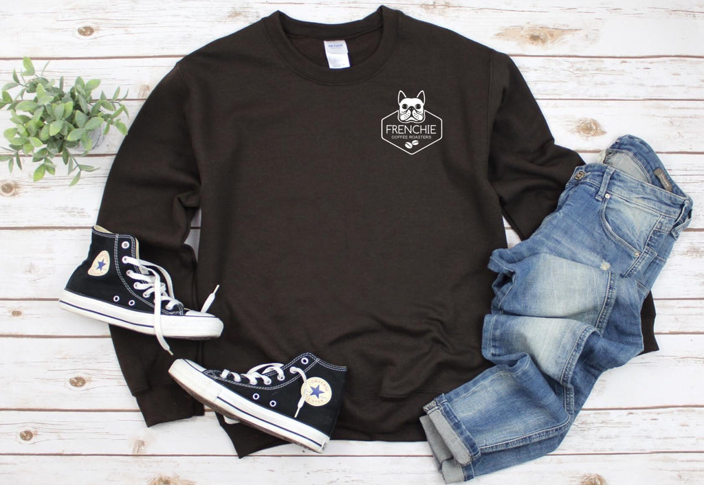 Logo Sweatshirt - Frenchie Coffee Roasters