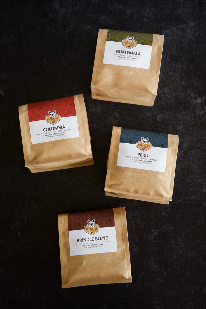 Coffee Variety Pack - Frenchie Coffee Roasters