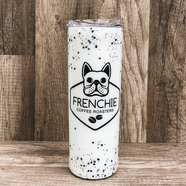 Glitter on the Go Tumbler - Frenchie Coffee Roasters