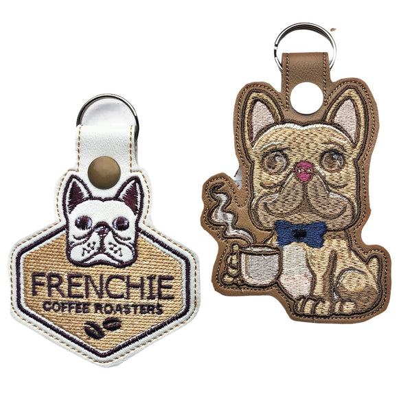 Key Fobs - Frenchie Coffee Roasters