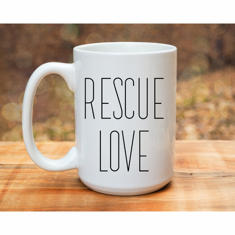 Adams County Pet Rescue Mug - Frenchie Coffee Roasters