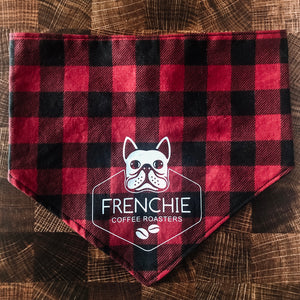 Pup Bandana - Frenchie Coffee Roasters