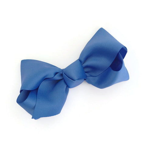 Royal Blue Savannah Bow