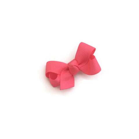 Neon Pink Adelaide Bow - Livie Loo's