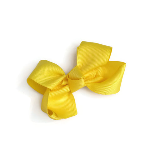 Yellow Ryan Bow